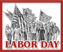 Labor Day Holiday – College closed