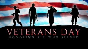 Veteran's Day – College closed