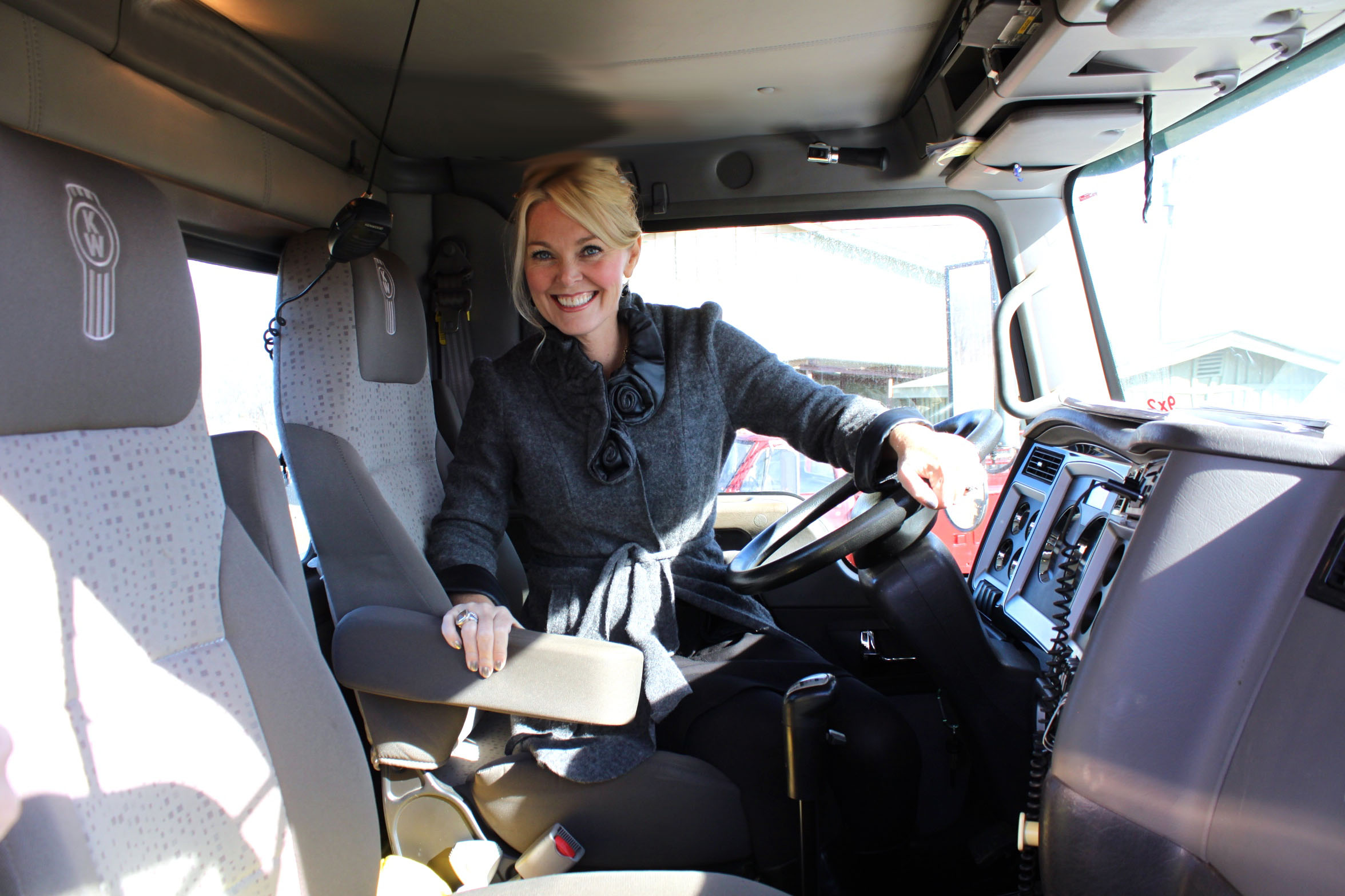 Dr. Donna Tipton Rogers - TCCC offers truck driver training