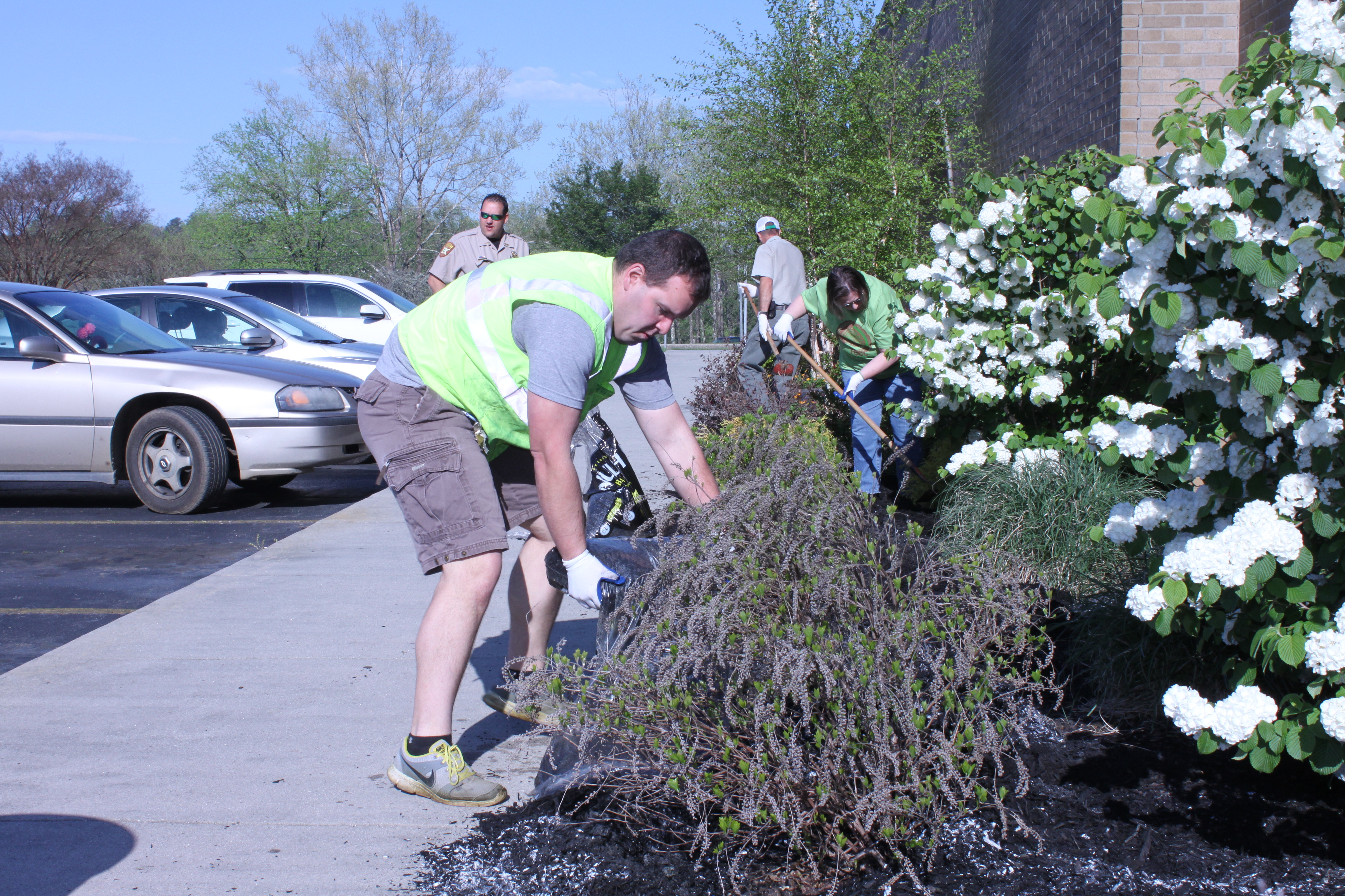 Earth Day Activities at Tri-County Community College