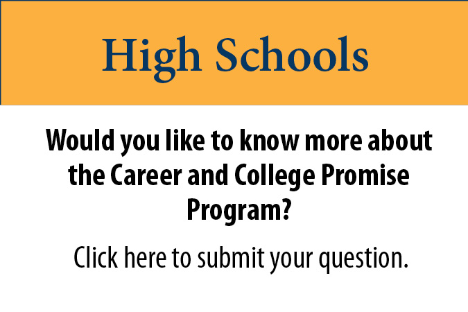Questions about High School Students at Tri-County Community College