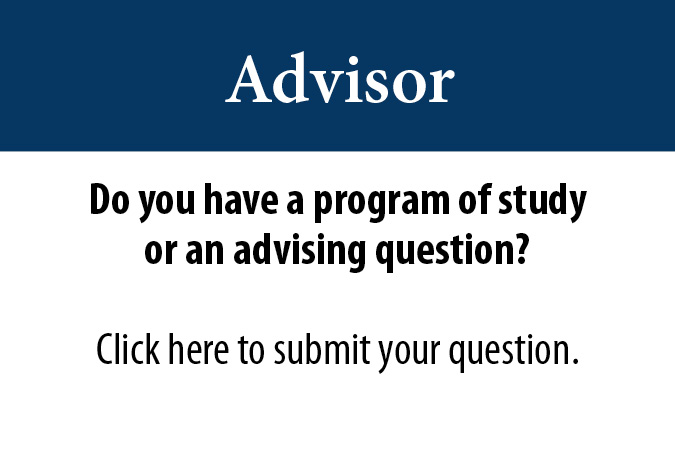 Advisor Questions for Tri-County Community College Students