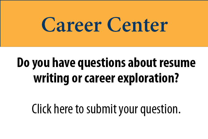 Career Center Questions for Tri-County Community College Students