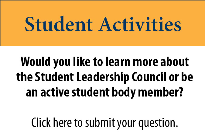 Questions about Student Activities at Tri-County Community College