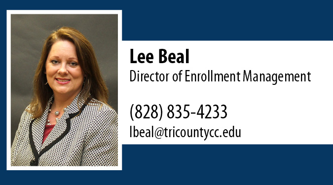 Contact Lee Beal for Questions about Admissions