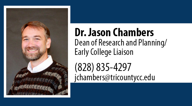 Contact Jason Chambers for Questions about the Early College
