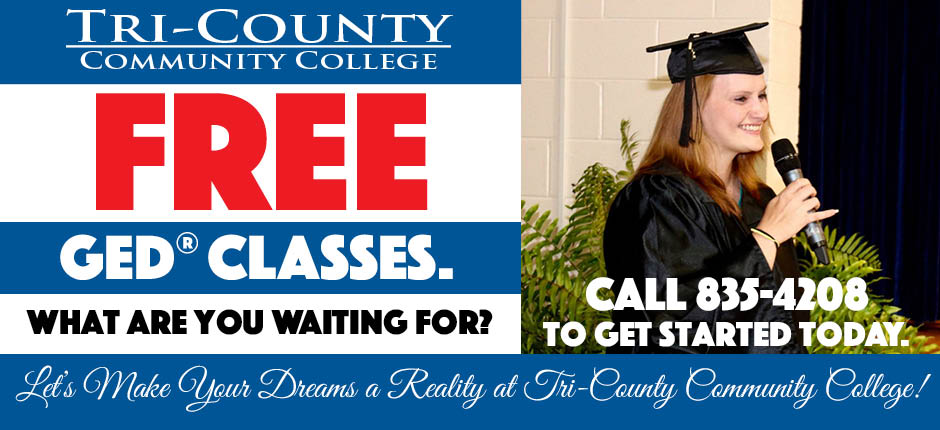 TCCC Free GED High School Equivalency