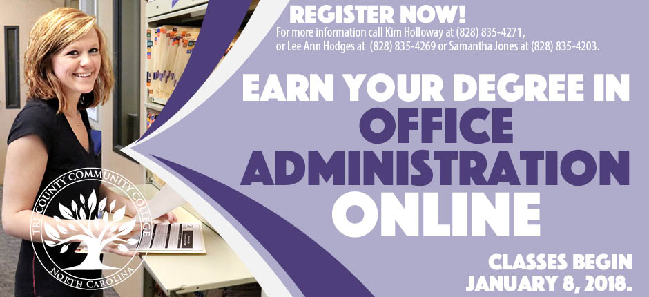 OFFICE ADMIN ONLINE at TCCC
