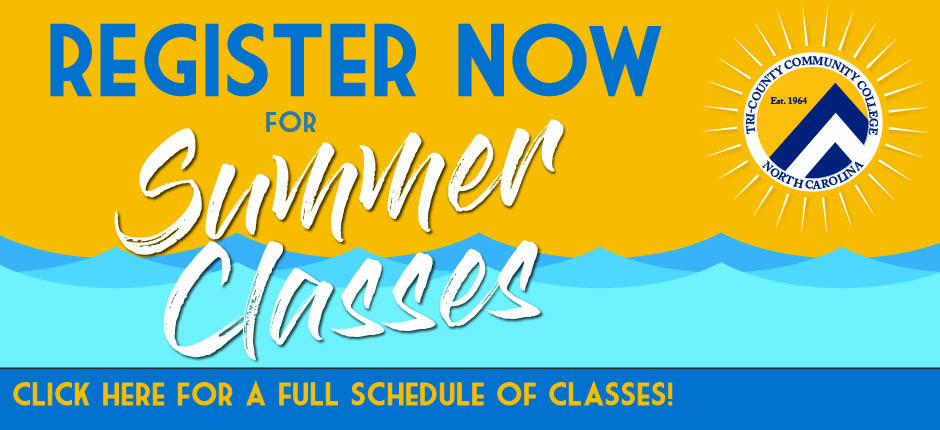 Registration for Summer 2019
