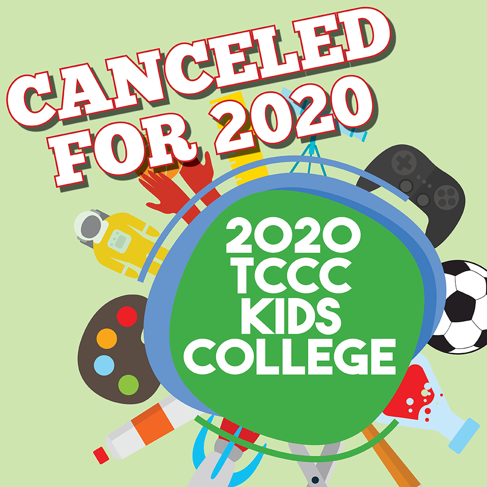 Kids College CANCELED